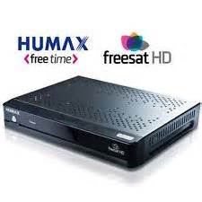 Digital Satellite freesat anytime