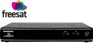 Digital Satellite Freesat equipment